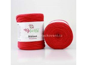 Ribbon ReTwisst 29 červená