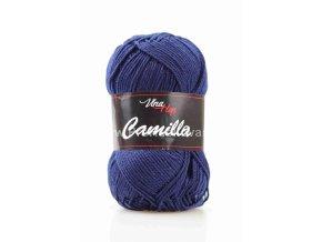 Příze Camilla 8120 tmavě modrá