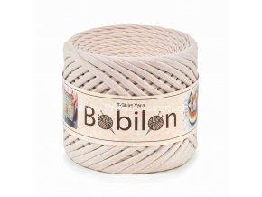 špagáty Bobilon medium Ivory