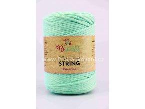 Macrame String 3 mm 13 mint