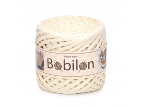 špagáty Bobilon Micro 3 - 5 mm Vanilla