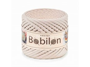 špagáty Bobilon Micro 3 - 5 mm Ivory