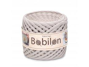 špagáty Bobilon Micro 3 - 5 mm Stone