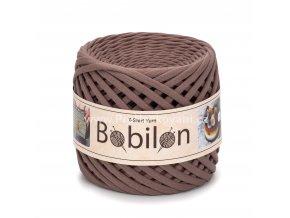 špagáty Bobilon Micro 3 - 5 mm Cocoa