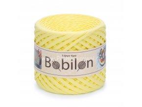 špagáty Bobilon Micro 3 - 5 mm Lemon