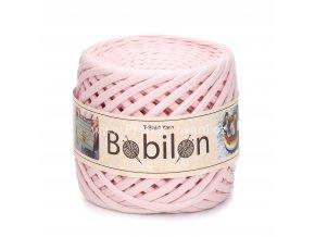 špagáty Bobilon Micro 3 - 5 mm Blush Pink