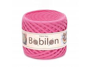špagáty Bobilon Micro 3 - 5 mm Flamingo