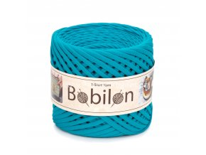 špagáty Bobilon Micro 3 - 5 mm Blue Lagoon