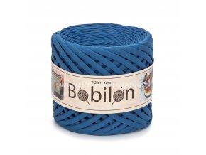 špagáty Bobilon Micro 3 - 5 mm Blue Jeans