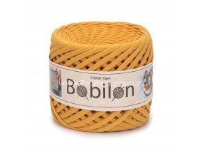 špagáty Bobilon Mini 5 - 7 mm Mustard