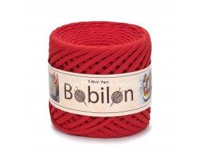 špagáty Bobilon Mini 5 - 7 mm Lady in Red