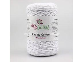 ReTwisst Chainy Cotton 1 bílá
