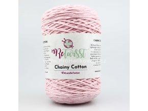 ReTwisst Chainy Cotton 23 světle růžová