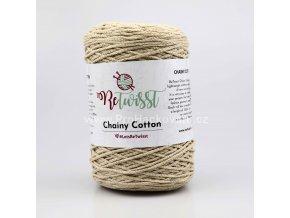 ReTwisst Chainy Cotton 8 béžová