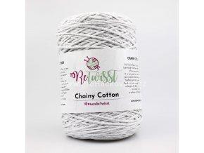 ReTwisst Chainy Cotton 4 světle šedá