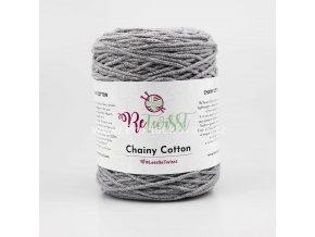 ReTwisst Chainy Cotton 3 šedá
