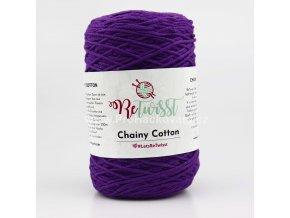 ReTwisst Chainy Cotton 22 fialová