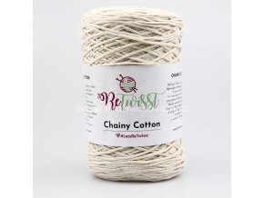 ReTwisst Chainy Cotton 7 smetanová