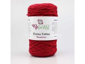 ReTwisst Chainy Cotton 29 červená