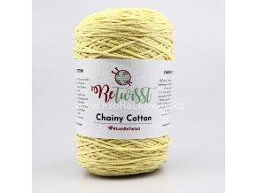 ReTwisst Chainy Cotton 10 světle žlutá