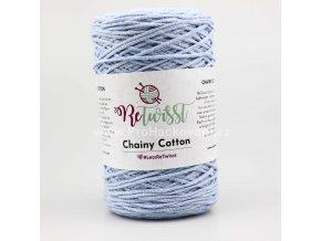 ReTwisst Chainy Cotton 17 světle modrá