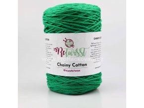 ReTwisst Chainy Cotton 15 trávově zelená