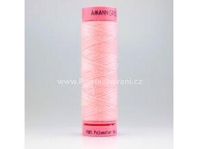 Polyesterová nit 0082 světle růžová