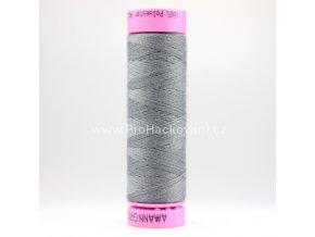 Polyesterová nit 0323 šedá