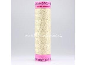 Polyesterová nit 1384 mandlová smetanová