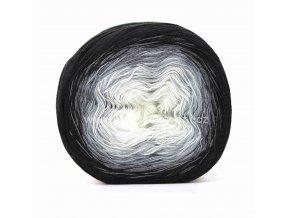 Soft Cake 50033 variace šedé a černé