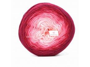 Soft Cake 50022 variace růžové a červené