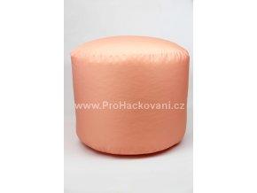 Vnitřní vak do pufu 50x40 cm meruňkový