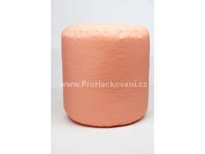 Vnitřní vak do pufu 38x40 cm meruňkový
