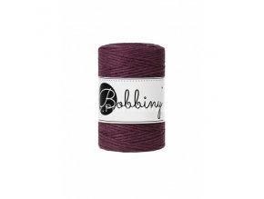 Bobbiny macrame Cord 1,5 mm Ostružina (Blackberry)