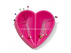 Miska magnetická na špendlíky PRYM LOVE růžová