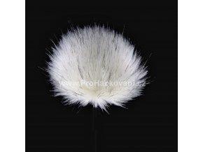 Bambule Exclusive - Bílá s černými konečky