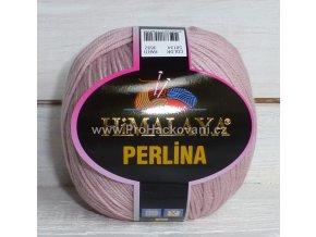 příze Perlina 50134 starorůžová