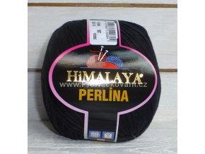 příze Perlina 50110 černá