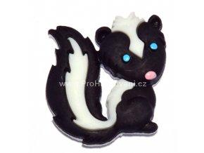 Knoflík exclusive Skunk