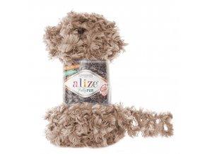příze Puffy Fur 6104 béžová