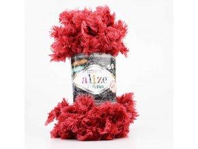příze Puffy Fur 6118 kajenský pepř