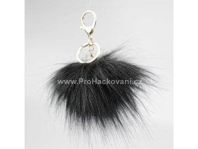 Bambule Exclusive 10 cm se zlatou karabinou - Černá50MJ S (2)