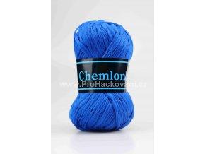 příze Chemlonka 507 modrá