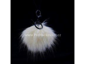 Bambule Exclusive 10 cm s černou karabinou - Krémová s hnědými konečky58JEX M (1)