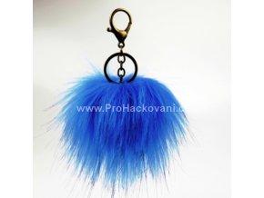 Bambule Exclusive 10 s mosaznou karabinou - Modrá2MJ M (2)