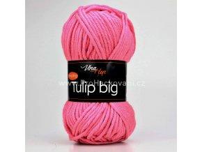 příze Tulip Big 4491 růžová
