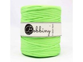 špagáty Bobbiny jarní zelená