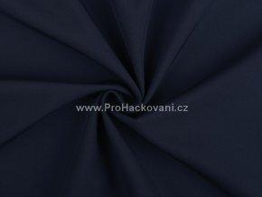 Zimní softshell tmavě modrý