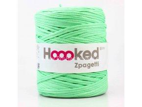 Hooked Zpagetti hráškově zelené
