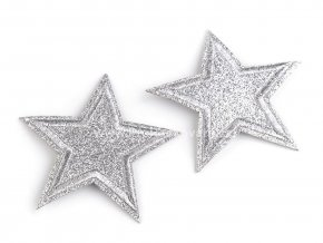 nazehlovacka hvezda stribrna